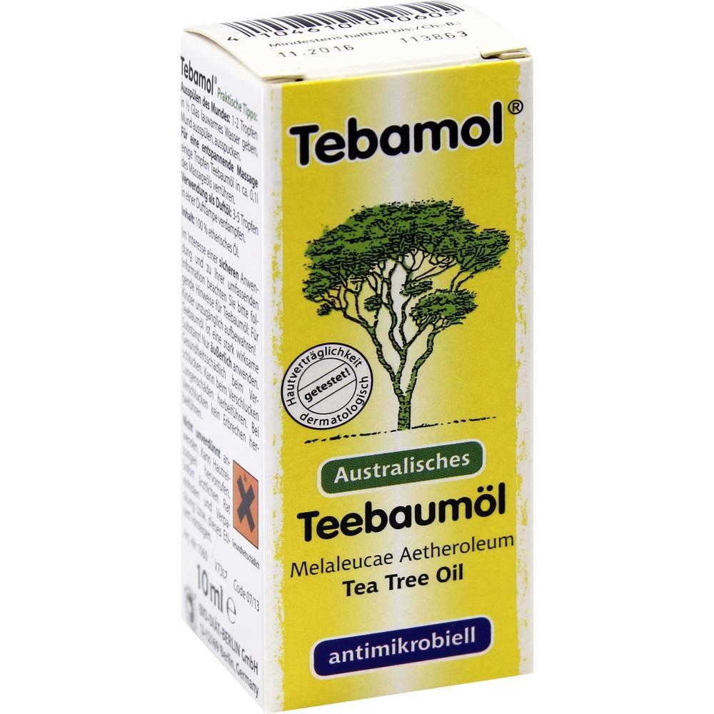 Teebaumöl Schwangerschaft